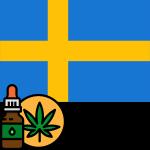 cbd olje i Sverige